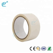 Nature rubber adhesive masking tape for indoor paint covering, general purpose masking