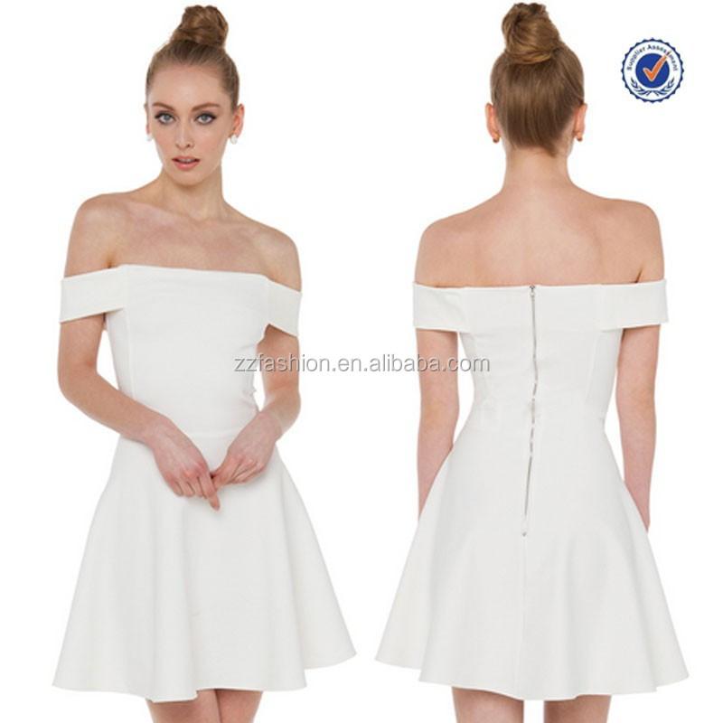 White Semi Formal Dresses For Women Fashion Dresses