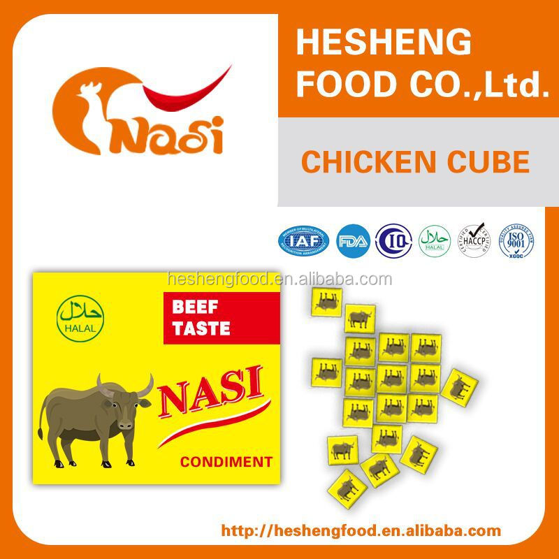 Nasi thai curry paste bouillon cubes brands for sale