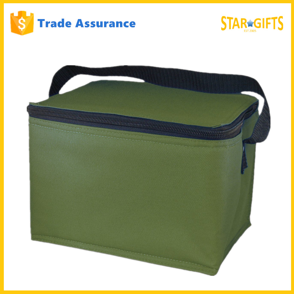 Alibaba China Custom Polyester Zipper Picnic Cold Food Storage Bags