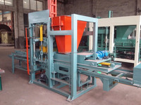 soil brick making machine , Block Brick Making Machinery