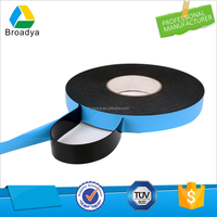 0.5mm 1mm 1.5mm 2mm double sided pe foam adhesive tape roll for car balance block