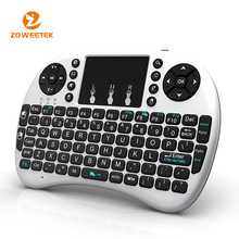 Glow in The Dark Wireless Keyboard With Touchpad For Android TV Box