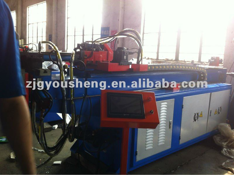 CNC Automatic Pipe Bender Machinery Zhangjiagang China