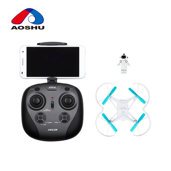 2.4g FPV Quadcopter 4CH 4 Axis Gyro Headless RC Mini Drone with Camera