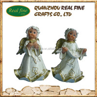 New Products figure baby resin angel statue