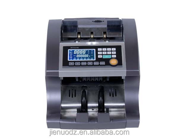 Wenzhou factory front-loading currency paper counting machine
