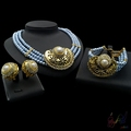china imported jewelry sets african beads wholesale jewellery set advertising gift ideas