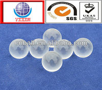 6.0mm 6.35mm 7mm 8mm glass ball for pyrex