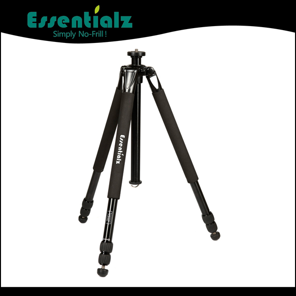 T-253AS 158CM Pro Tripod Series with Building in Bubble Level, Excellent Stability Tripod