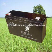 Sealed lead acid storage 6v battery for toy car