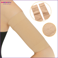 2015 Hot Selling A Pair of Nude Fat Burning Women Slimming Arm Shaper