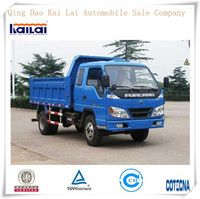 Foton 2015 new truck Forland mini dump truck for sale