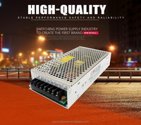 D-120 SINGLE TYPE meanwell D SERIES dual output switching power supply 5v 12v