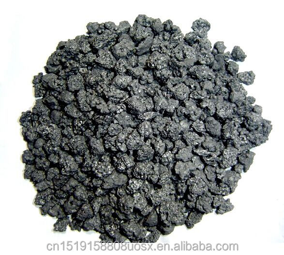 Calcined petrolum coke
