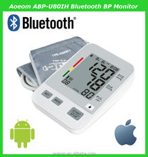 Diagnostic Apparatuses Home use Automatic blood pressure monitor Bluetooth
