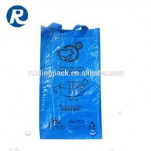 Ruiding Hot Selling Cheap Price Customized Reusable PP Woven Laminated Shopping Bag