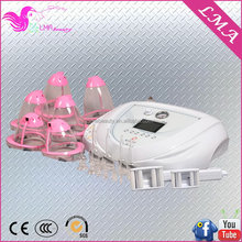 Hotsell customized vacuum crystal photon massage breast enlargement device