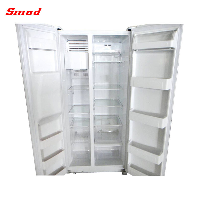 French Door Refrigerator Red Color