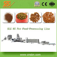 Full Automatic With CE,SGS certificate Pet Food Making Machine /Bird Food Processing Machine