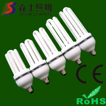 4U Energy Saving Lamp T4/T5/T6 CFL Bulbs With Best Brightness By Using Tri-color Powder