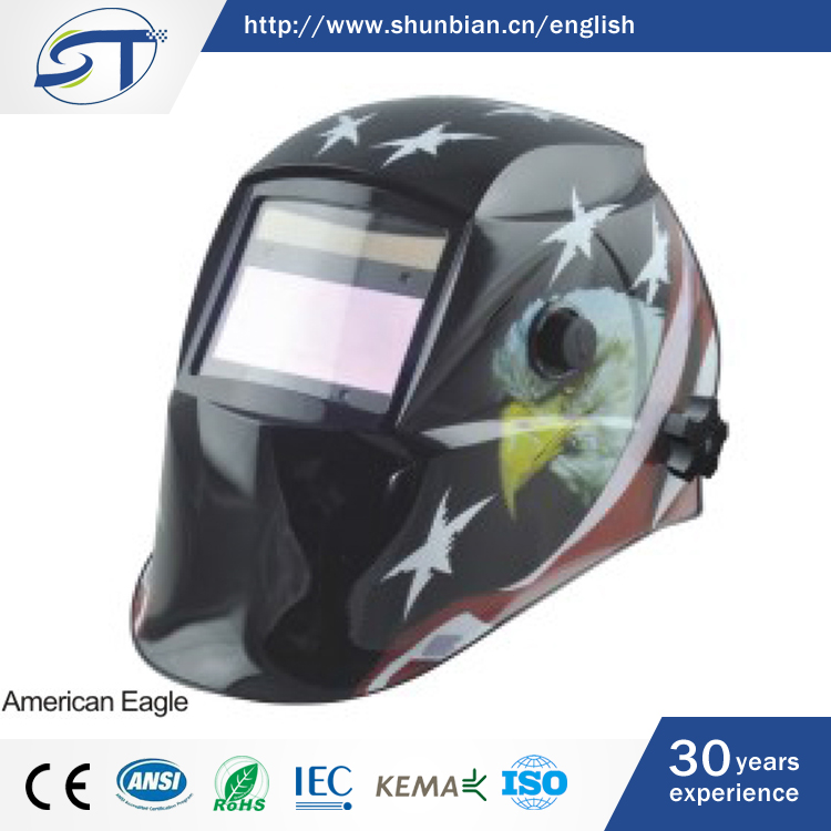 SHUNTE Welding & Soldering Supplies Cheap Safety Full Face Helmet Welding Mask