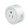 No Hub Required Wi-Fi Control Tuya Smart Plug