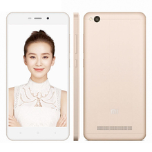 Hot Sale 5.0 inch HD Xiaomi Redmi 4A Redmi 4 A Snapdragon 425 Quad Core 13.0MP Camera 2GB RAM 16GB ROM 4G LTE Redmi Cellphone