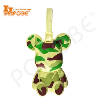 Hot Sell Pvc Personalized Luggage Tags Wholesale Shop