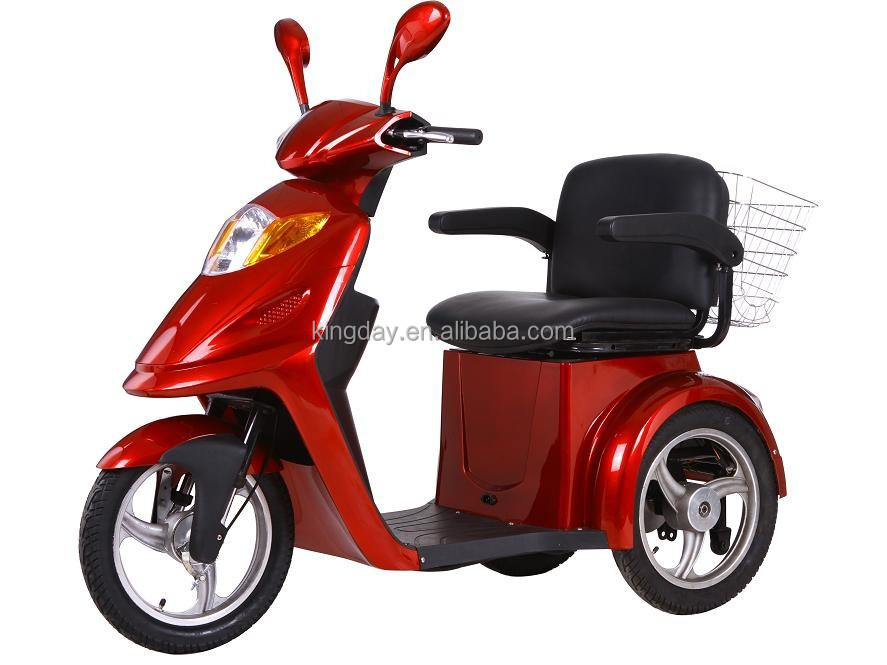 EEC/ COC electric vehicle for elder people and disabled people electrical mobility scooter