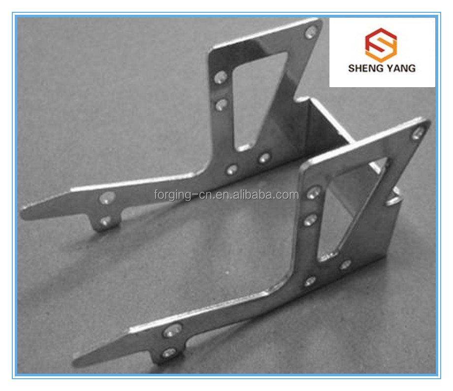 High precision sheet metal fabrication for tatra truck spare part