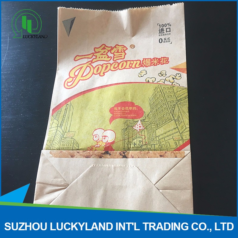 New Style With Low Price Insulated Hot Food Paper Bag