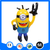 Famous movie character inflatable toys minions