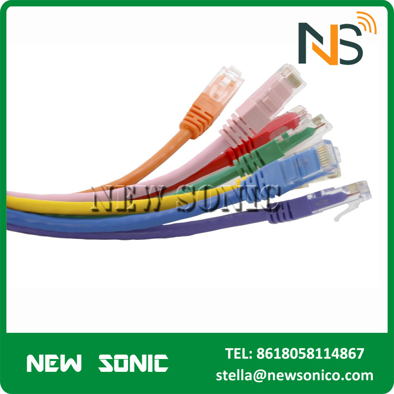 Best Price Cat5 RJ45 Connector Cable Cat 6 UTP Cable Specification 2 Pair UTP Cat5 Cable 1m 2m 5m AMP Cat6 Patch Cord