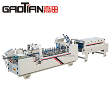 SHH-B Semi automatic pasting machines for corrugated carton boxes