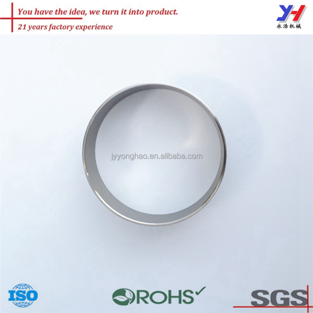OEM ODM Factory Custom Made CNC Alloy Steel Sealing Ring