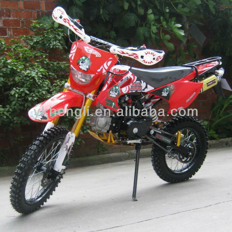 Proper price top quality 125cc dirt bike automatic dirt bikes