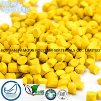 Yellow Masterbatch Y1206 color masterbatch quality masterbatch PP PE factory price