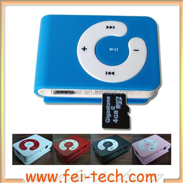 goedkope mini clip mp3