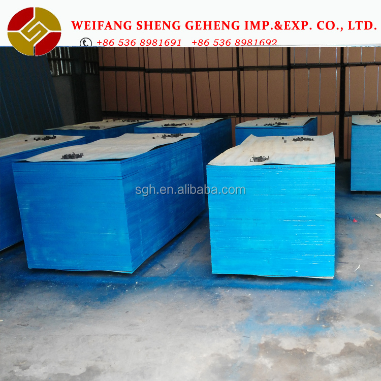 WBP glue anti-slip film faced plywood antislip plywood anti skid film faced plywood for construction and floor