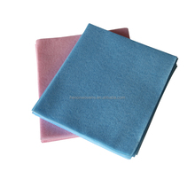 Viscose/Polyester Material Dyed Spunlace Nonwoven Fabric for household cleaning