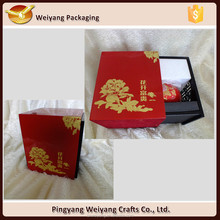 Special design tea storage boxes wooden gift packaging boxes with sliding lid