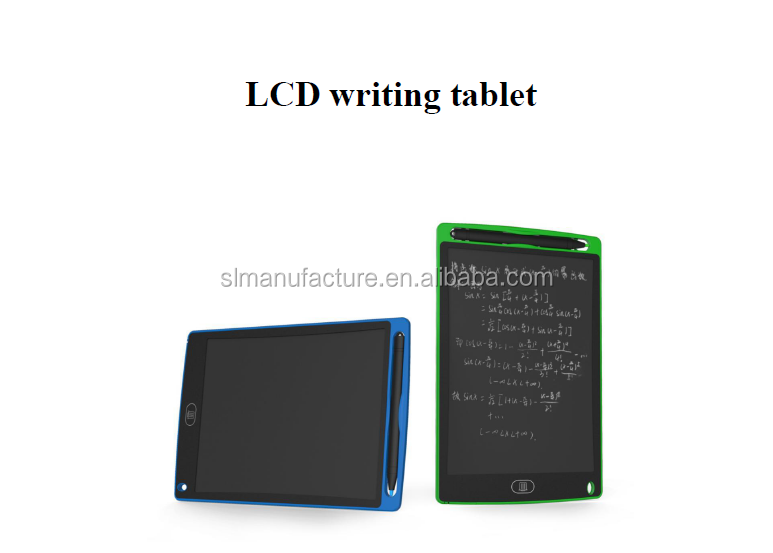 LCD Writing Tablet Digital Handwriting Pads Drawing Boards with Stylus for Kids and Business