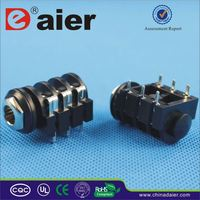 Daier audio connector 3.5mm