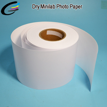 Germany Material Resin Coated RC Pearl Photo Paper for FujiFilm Dx100 Dry Minilab Printer