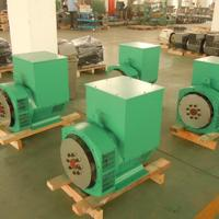 one bearing or single bearing optional brushless kirloskar alternator 220v 40kw for sale