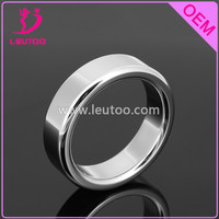 Male Sex Toys Stainless Steel Ring Metal Penis Ring Man Cock Ring,Ball Stimulator Erection Enhancer Adult Sex Product