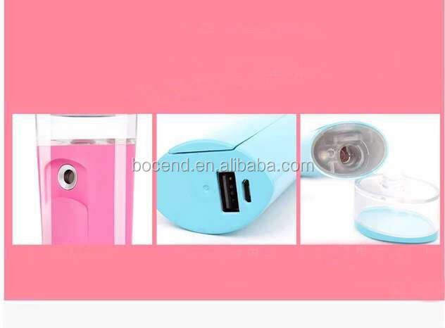 Nano Skin Handy Mist Spray Atomization Facial Sprayer