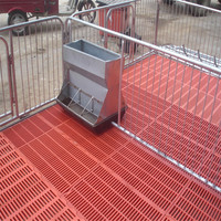 Best Quality 700*700mm Durable Goat / sheep / pig plastic slat floor