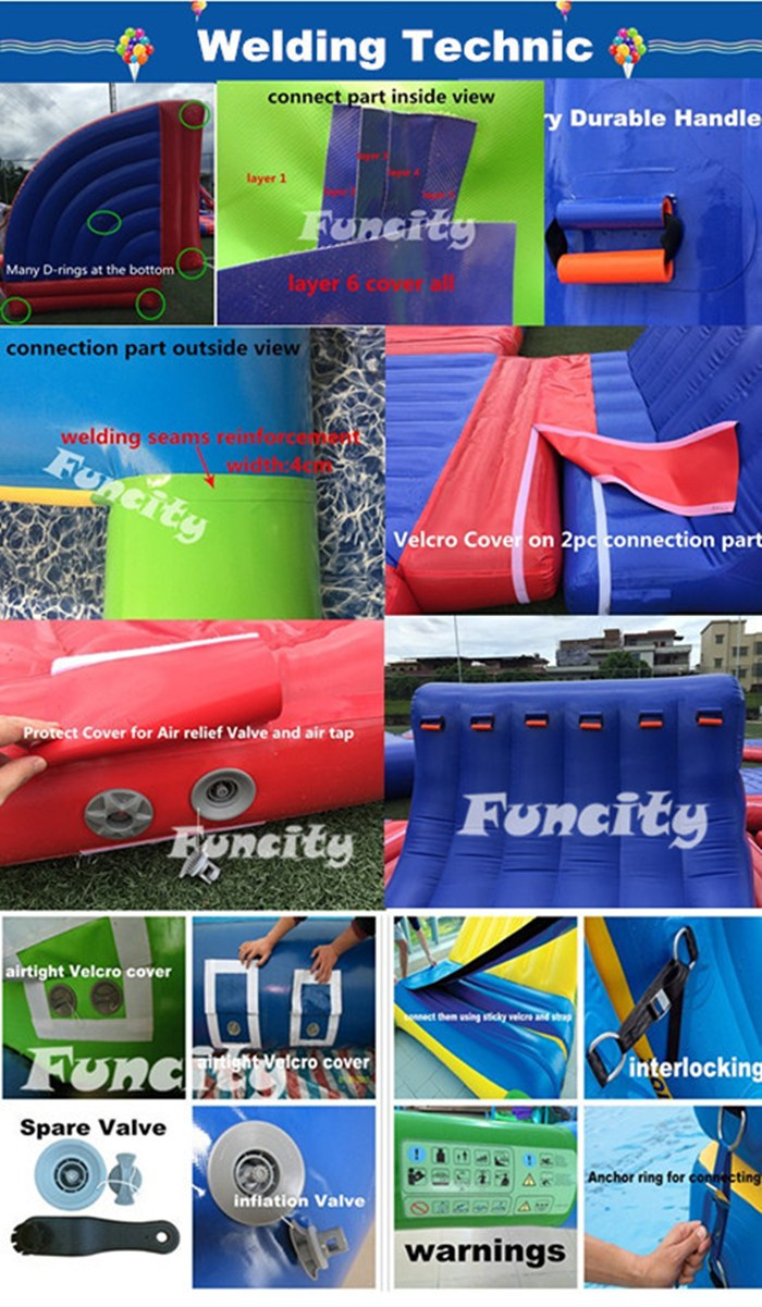 Blue Shell-shaped Inflatable Event Tent With Blow Up Canopy , inflatable Outdoor Tent For Advertising